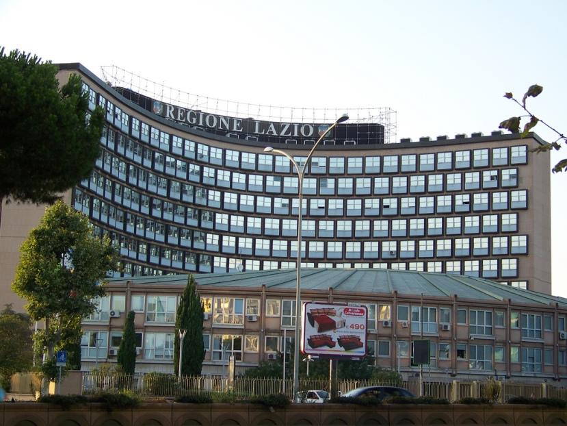 Palazzo della Regione Lazio (Foto Stefano Petroni-Flickr)